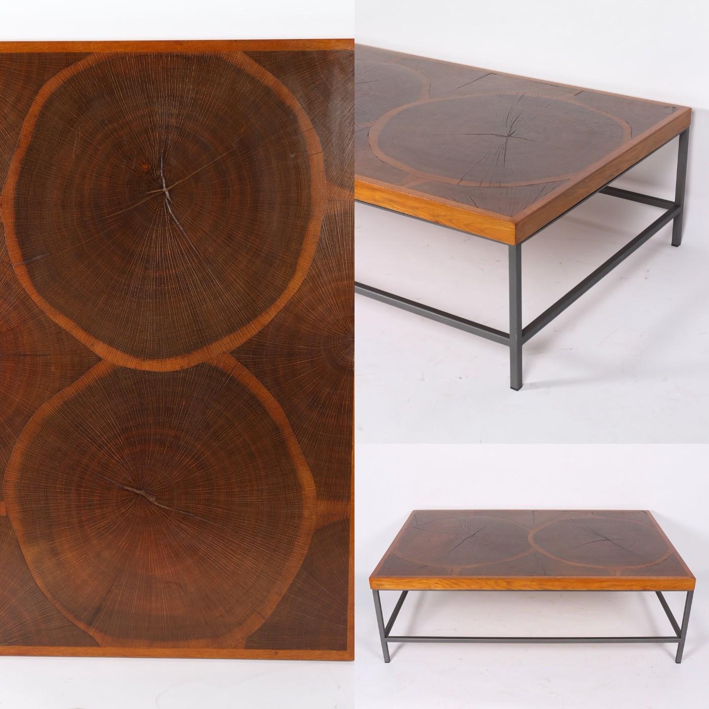 End Grain Coffee Table.Coffee Table With End Grain Oak Top Coffee Tables Frank Van Laer